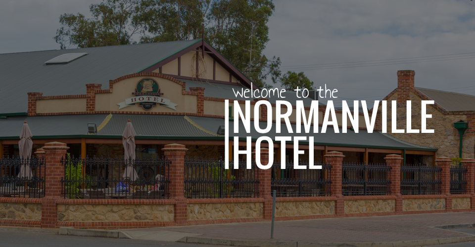 Welcome to the Normanville Hotel